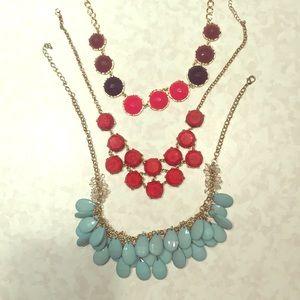 Bundle Statement Necklaces